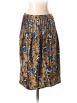 Suno Silk Skirt Size S