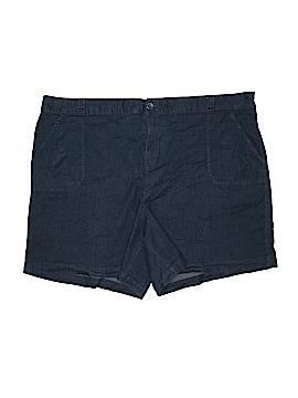 Basic Editions Shorts Size 3X (Plus)