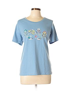 Coral Bay Short Sleeve T-Shirt Size XL (Petite)