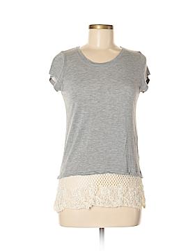 Rewind Short Sleeve Top Size M
