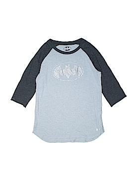 DC Comics 3/4 Sleeve T-Shirt Size 14