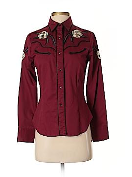 Roper Long Sleeve Button-Down Shirt Size XS