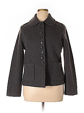Bernardo Wool Coat Size 14