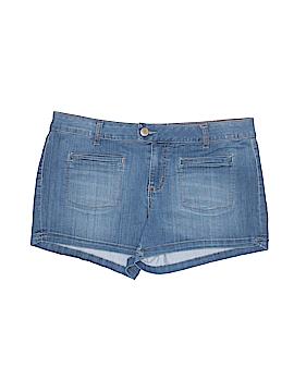 Maurices Denim Shorts Size 14 (Plus)