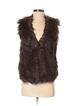 Jack. Faux Fur Vest Size S