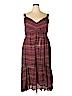 Jessica Simpson Women Casual Dress Size 1X (Plus)