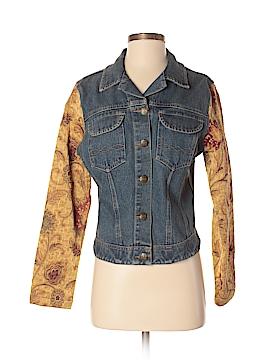 CAbi Denim Jacket Size S