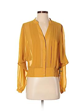 Hinge Long Sleeve Blouse Size XS