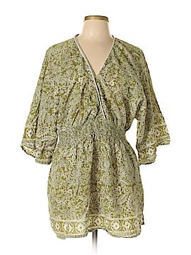 Jeanstar 3/4 Sleeve Blouse Size XL