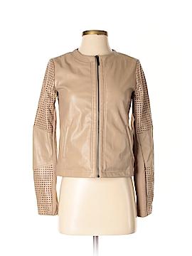 Mark. Faux Leather Jacket Size S