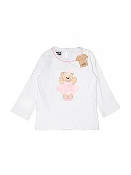 Mud Pie Long Sleeve T-Shirt Size 2T - 3T
