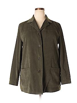 Elisabeth by Liz Claiborne Jacket Size 1X (Plus)