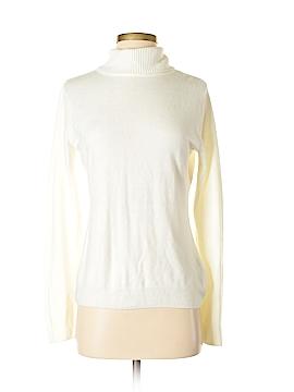 Sag Harbor Turtleneck Sweater Size S