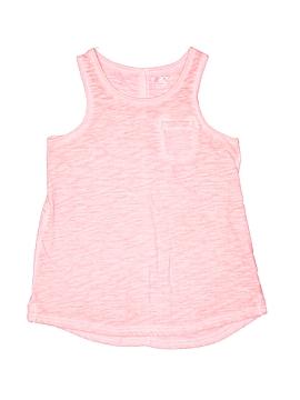 Cherokee Sleeveless T-Shirt Size 7 - 8