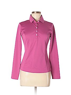 Nike Golf Long Sleeve Polo Size XS