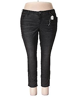 SLINK Jeans Jeggings Size 18 (Plus)