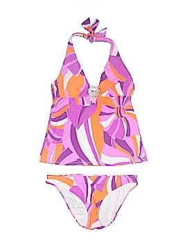 Trina Turk Two Piece Swimsuit Size 8