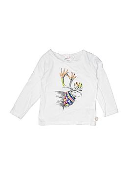 Billie Blush Long Sleeve T-Shirt Size 2