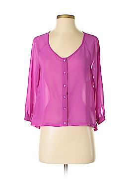 Eunishop Long Sleeve Blouse Size S