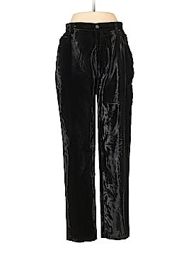 Versace Jeans Couture Velour Pants Size 33