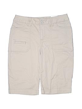St. John's Bay Khaki Shorts Size 4