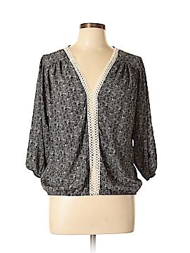 Tua 3/4 Sleeve Blouse Size L