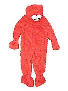 Sesame Street Costume Size 4T
