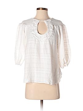 Max Studio 3/4 Sleeve Blouse Size S
