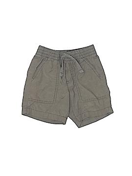 Old Navy Khaki Shorts Size 12-18 mo