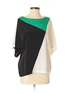 Allen B. by Allen Schwartz Short Sleeve Blouse Size S