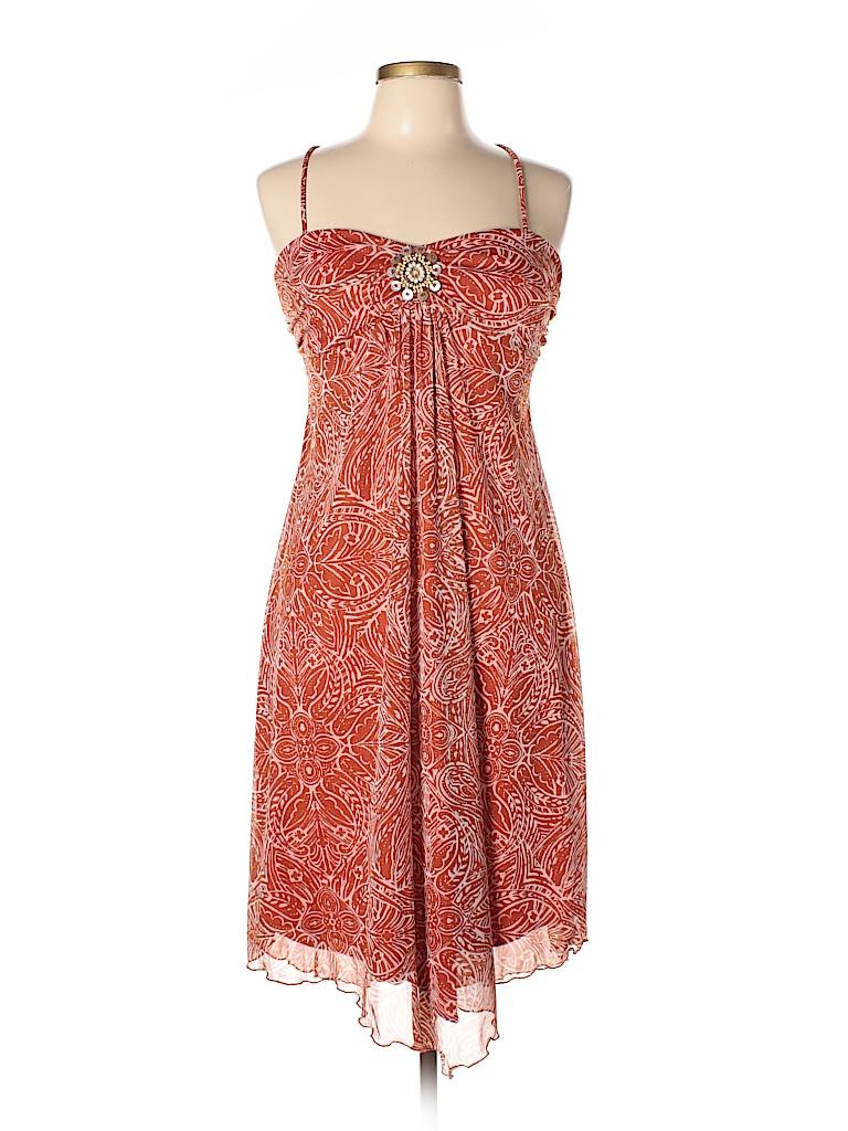 City Triangles Women Casual Dress Size L