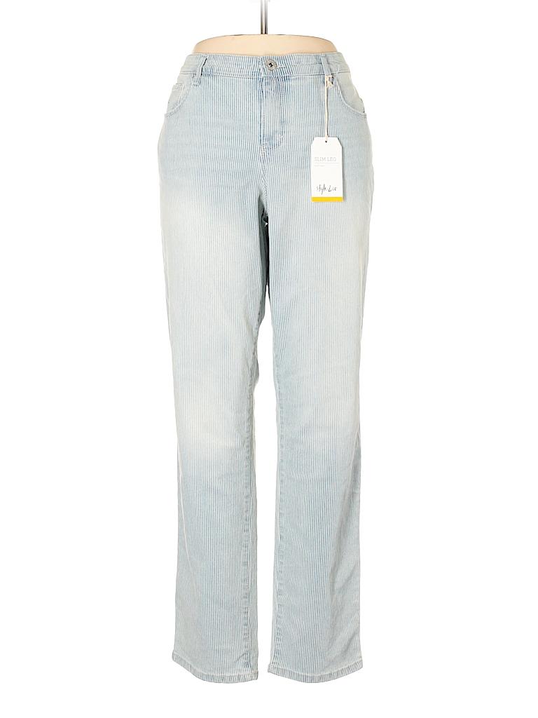 Style&Co Women Casual Pants Size 18 (Plus)