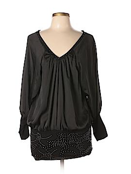 Narcisa Lang 3/4 Sleeve Blouse Size L