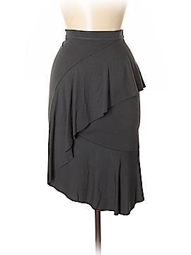 Bordeaux Casual Skirt Size 2