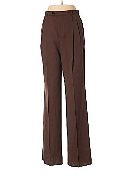 Barry Bricken Wool Pants Size 8