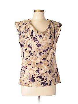 Ann Taylor Factory Short Sleeve Button-Down Shirt Size 8