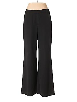 St. John Caviar Dress Pants Size 10