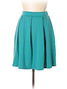 Doublju Casual Skirt Size 2X (Plus)