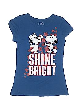 Snoopy Short Sleeve T-Shirt Size 14 - 16