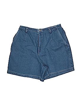 St. John's Bay Denim Shorts Size 18 (Plus)