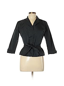 Lida Baday Silk Blazer Size 10