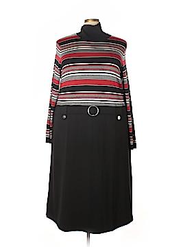 Vicki Wayne's Casual Dress Size 2X (Plus)