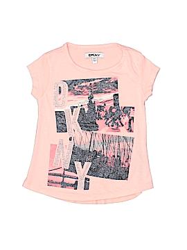 DKNY Short Sleeve T-Shirt Size 2T