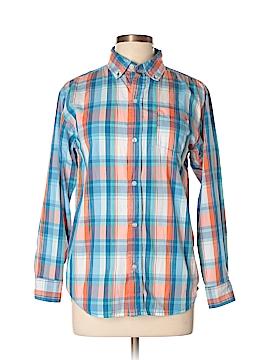 Dockers Long Sleeve Button-Down Shirt Size XL