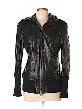 Mackage Leather Jacket Size L