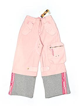 Roberto Cavalli Angels Cargo Pants Size 5