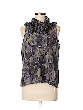 J. Crew Factory Store Sleeveless Silk Top Size 12