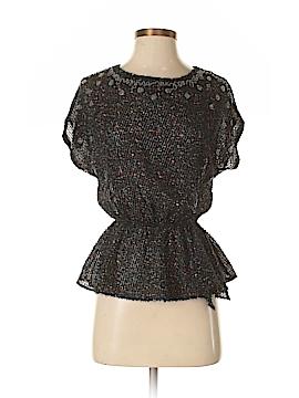 Isani Short Sleeve Blouse Size XS
