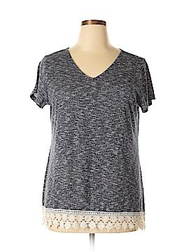 Dept222 Short Sleeve Top Size XL