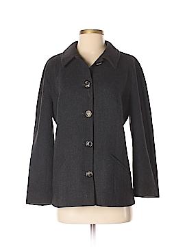 Piazza Sempione Wool Coat Size 44 (IT)